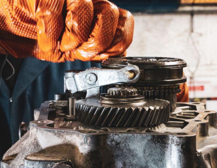 Geartech Midlands repair manual gearbox faults