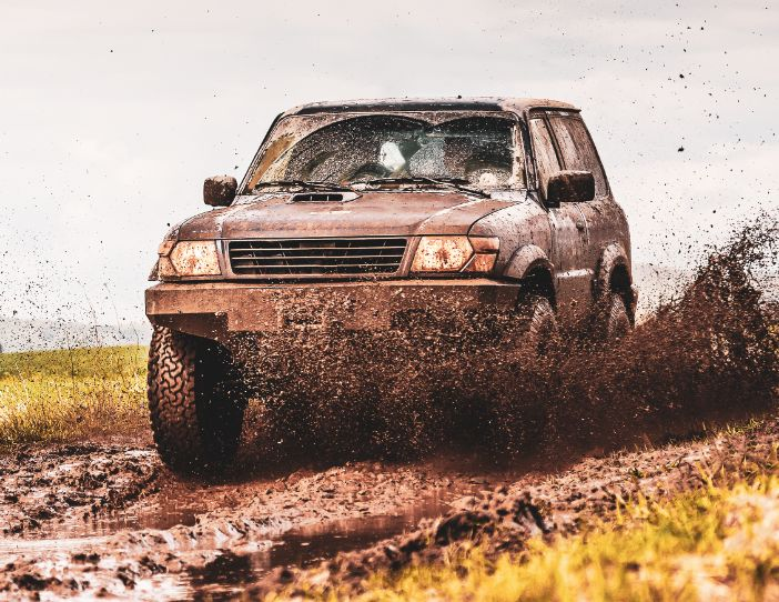 Geartech Midlands gearbox repairs on 4x4s