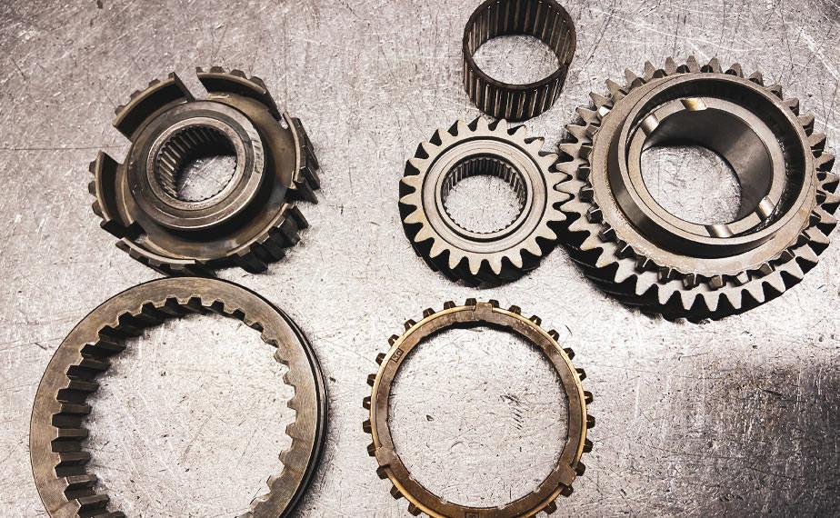 T5 Transporter gearbox repair by Geartech Midlands Ltd in Worcester