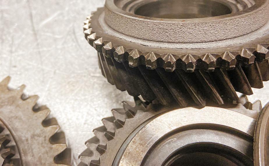 Geartech VW Transporter T5 gearbox repair